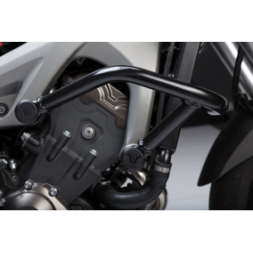 Defensa De Motor Lateral Yamaha Mt 09 Tracer 900 - Sw Motech