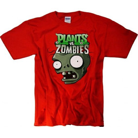 Plants Vs Zombies 2 De La Camiseta De Jóvenes Peluches Merc