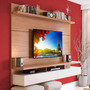 Modular Rack Tv Lcd Led Hasta 60 Pulg Mueble Pared 1.8 City*