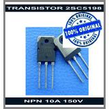 Transistor 2sc5198 C5198 Original Toshiba - Npn 10a 150v
