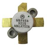 Transistor Mrf454 80w Final Rf Hf 11 Metros Marinos Hf No Fm