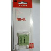 Bateria Nb-6l Camera Canon Lxus58 Is , 25is ,sx500 Original