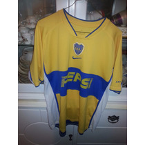 Jersey Playera Boca Juniors Año 1999 -2000