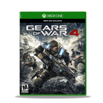 Gears Of War 4 Para Xbox One ¡sólo En Gamers!