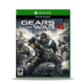 Gears Of War 4 Para Xbox One ¡sólo En Gamers!