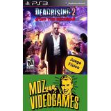 Dead Rising 2 - Ps3 - Físico - Mdz Videogames