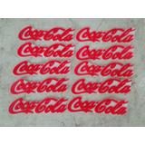 Etiquetas Da Cocacola Para Colar Nas Tiras De Chinelos.