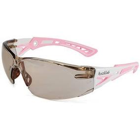Gafas De Seguridad Bolle Rush Plus Small White/pink