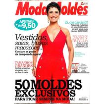 Revista Moda Moldes 78 = Sandra Annemberg 50 Moldes Lacrada!
