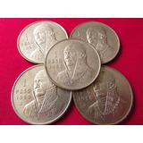 Moneda Plata 1 Un Peso 1950 Morelos