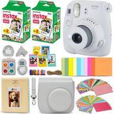 Kit Exclusivo Artículos Y Cámara Fujifilm Instax Mini 9