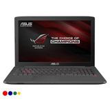 Notebook Asus Gl752vw-t4176t 17.3 Corei7 1tb 16gb Bluray W10