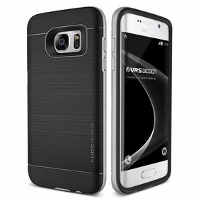 Funda S7 Edge Vrs Design (verus) High Pro Shield - Plata