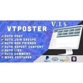 Vtposter Pt-br Extended License Funcionando