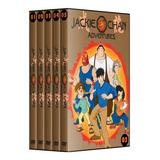 As Aventuras De Jackie Chan - Coleçao Completa Em Dvd