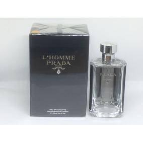 Perfume L´homme Prada 100 Ml - Original E Lacrado
