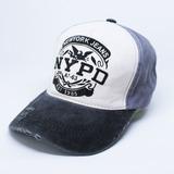 Boné Masculino Aba Curva Nypd Baseball Polícia Americana Top