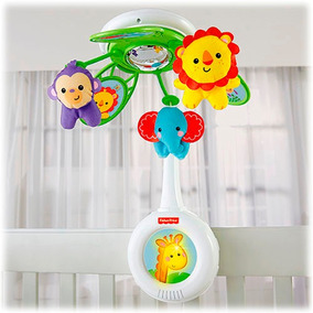 Fisher Price Juguete Movil Musical Para Bebes Nuevo