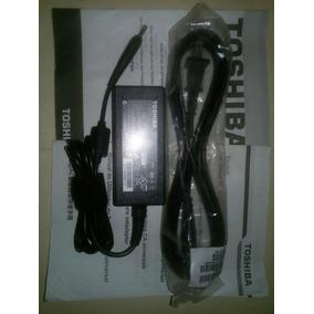 Cargador Y Cable Toshiba Para Laptop