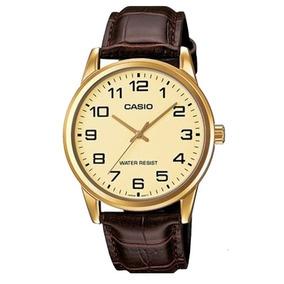 Relógio Masculino Casio Mtp-v001gl-9budf Rev. Autorizada Nfe