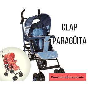 Coche Paraguita Clap Kiddy