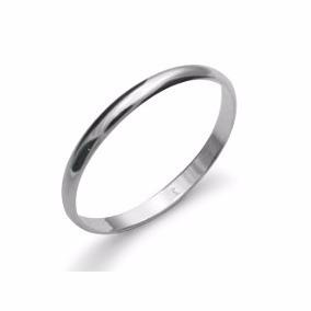 Alianças Compromisso - Namoro Fina Ouro Rommanel 110129