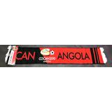 Cachecol Copa Africana De Nações Angola 2010 Oficial