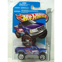 Hot Wheels Camioneta Ford F-150 Azul 45/250 2013