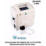 Concentrador De Oxigeno 3 Lts Portatil En Casa Marca Kaiya
