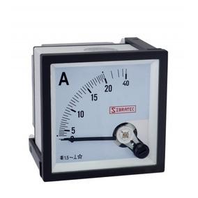 Amperímetro Analógico Medição Direta 20a