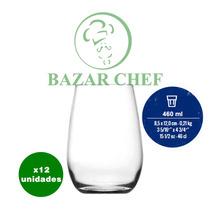 Nadir - Dubai Vaso Trago Largo 460 Ml Caja X12 - Bazar Chef