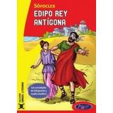 Libro Edipo Rey Antígona Sófocles
