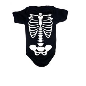 Disfraz Halloween - Pañalero Huesos Y Otros Mas...