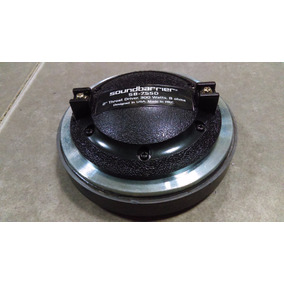 Driver Sb-755d Soundbarrier De 2 Pulgadas