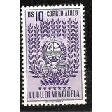 Estampillas Venezuela 1953 Aereo Trujillo