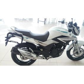 Afastador De Alforjes Yamaha Fazer 250