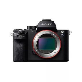 Maquina Profissional Alpha Sony A7sii 4k Sensor Full Frame