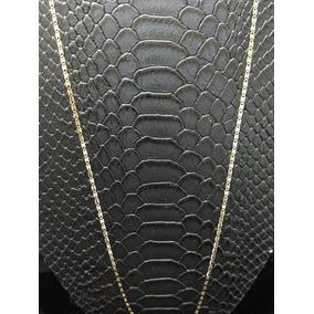 Cadena De Oro Amarillo 10k Tipo Gucci Mex