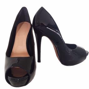 Sapato Salto Alto Importado Pronta Entrega Varias Cores