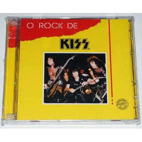 Kiss - O Rock De Kiss - Cd Duplo Lacrado - 2017 - Usa