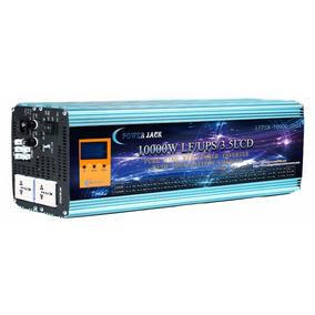 Inversor Corriente 10000w Max 40000w Dc 12v Ac 220v 110v