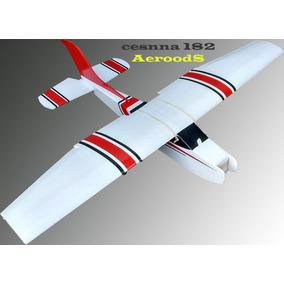 Cesnna 182 De Isopor P3 E Deprom Aeroods