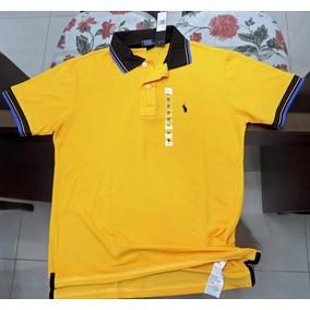 Camisas Polos Peruanas - Kit 10 Unid Varias Marcas Importada