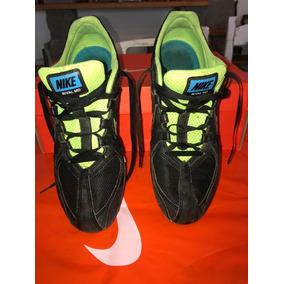 0840ca12e Botines De Salon Lisos Nike - Zapatillas Nike Negro en Mercado Libre ...
