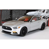 Ford Mustang Gt 2017 Escala 1:18 Autoworld