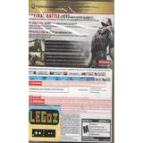 Metal Gear Solid 4 Ps3 Sellado Legoz Zqz-ref 1057