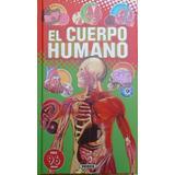 Libro El Cuerpo Humano Libro Puzle 96 Piezas Importado