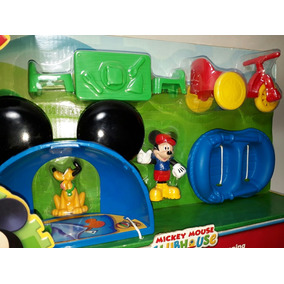 Campamento De Mickey Mouse. Disney Club House. Fisher Price