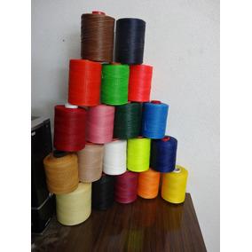 Hilo Encerado Para Artesanias En Diferentes Colores