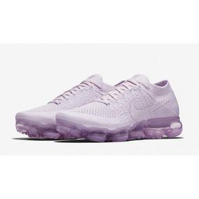 Zapatillas Nike Air Vapor Max Rosado Mujer // Nuevo 2018